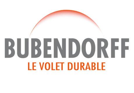Logo Bubendorff 2018 :