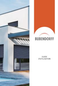 Utiliser ses volets roulants et commandes (Guide Bubendorff)
