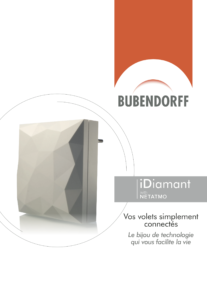 iDiamant with Netatmo, vos volets simplement connectés