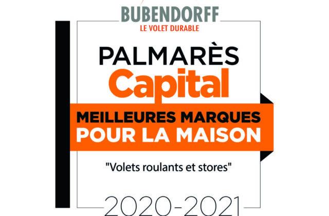 BUBENDORFF, élue parmi les meilleures marques pour la maison 2020-2021