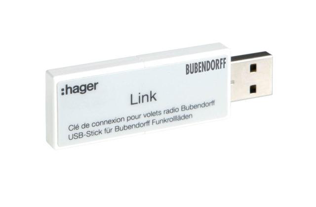 Hager et Bubendorff annoncent le lancement d'une nouvelle solution pour la commande à distance des volets radio Bubendorff
